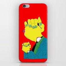 Knuckle Head III - Gary iPhone & iPod Skin