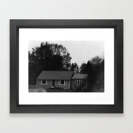 Neighbors Framed Art Print