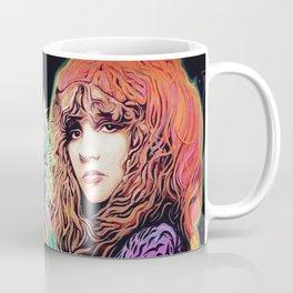 Stevie Nicks Tribute Mural, Gainesville Florida Coffee Mug