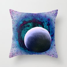 Voltaire just may have read Rumi Throw Pillow