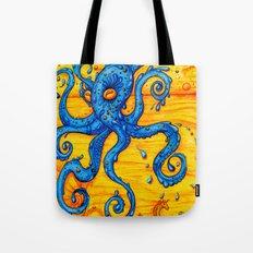 Waterpus Tote Bag