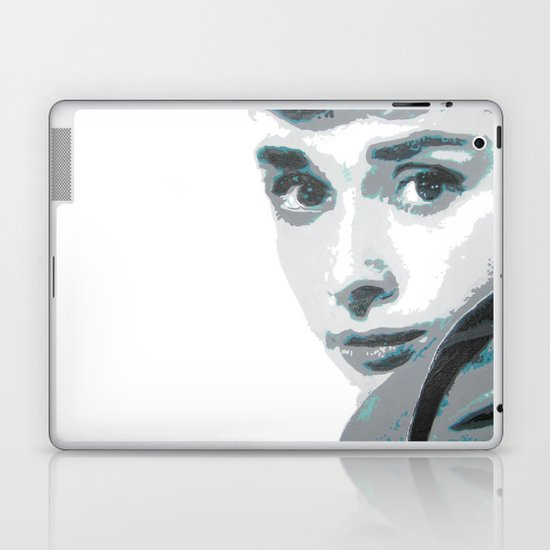 Audrey Laptop & iPad Skin