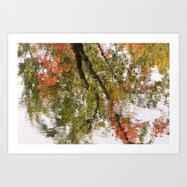 Hint Of Fall Art Print