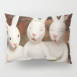Stop Rabbiting On Pillow Sham
