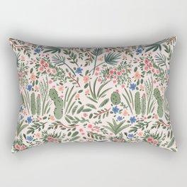 Desert Palm Rectangular Pillow