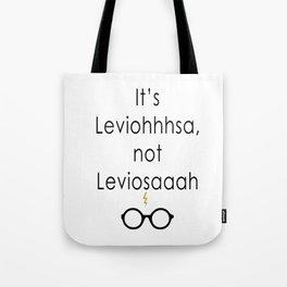 Leviosaaah Tote Bag
