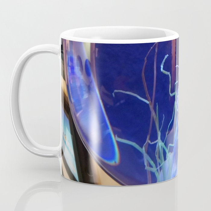 Attack of the Giant Lobster. Crustaceans Rule in Cornwall Coffee Mug