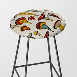 Sexy mushrooms Bar Stool
