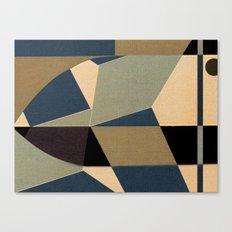 Mosaic Beak Canvas Print