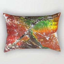 Piedras Arcoiris Rectangular Pillow
