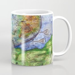 Neuronal Mind Coffee Mug