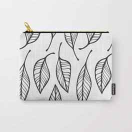 Pattern Play: Botanical Carry-All Pouch