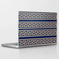 greek Laptop & iPad Skins featuring Greek by Mr and Mrs Quirynen