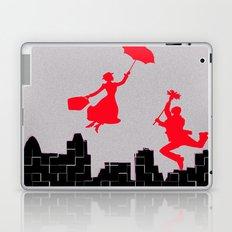 Mary Poppins squares Laptop & iPad Skin