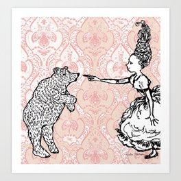 Espiègle / Mischievious Art Print