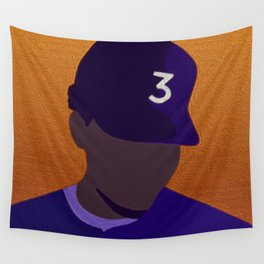 Chance The Rapper Wall Tapestry