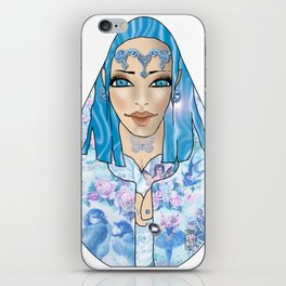 VanMoon Mala iPhone Skin