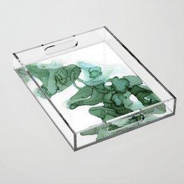 emerald II Acrylic Tray
