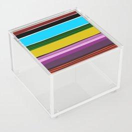 Serape 2 Acrylic Box