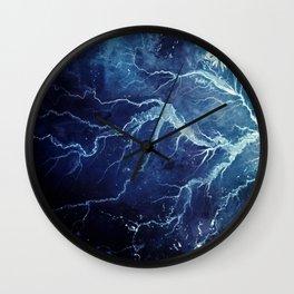 Hesperus I Wall Clock