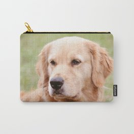 Simply Golden Carry-All Pouch