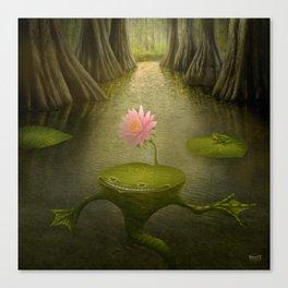 Pond Snapper Canvas Print
