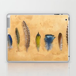 Midwest Feathers Laptop & iPad Skin