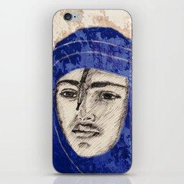 Proud Tuareg  iPhone Skin