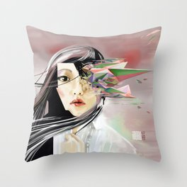 iDORU II Throw Pillow