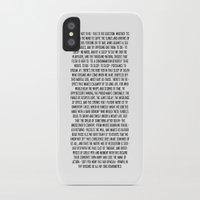 hamlet iPhone & iPod Cases featuring Hamlet by ChandlerLasch