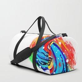 Sea Shell Duffle Bag