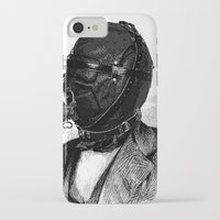 bdsm iPhone & iPod Cases featuring BDSM XI by DIVIDUS