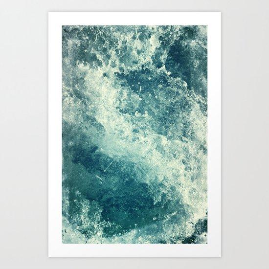 Water I Art Print