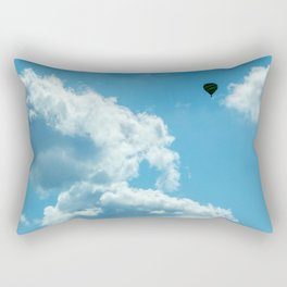 Soaring high. Rectangular Pillow