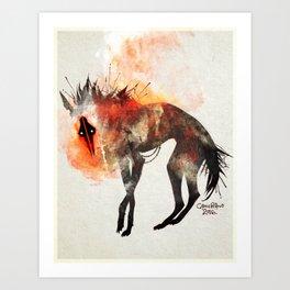 Spread the Fire Art Print