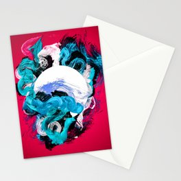 In Circle - II Stationery Cards