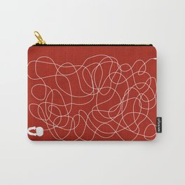 Headphone Maze Carry-All Pouch