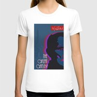 gatsby T-shirts featuring Great Gatsby by Ryan W. Bradley