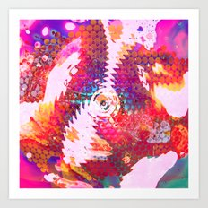 Sensate Art Print