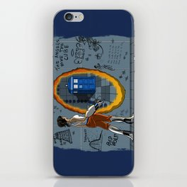 In Need of a Companion iPhone Skin