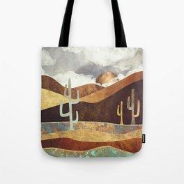 Patina Desert Tote Bag