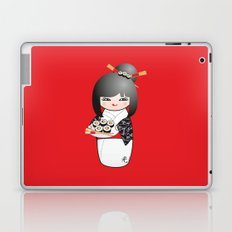Kokeshi Sushi Laptop & iPad Skin