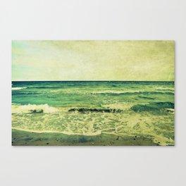 secret of the sea Canvas Print