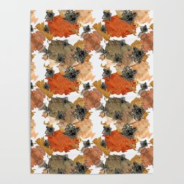 Carbonation Collection: pumpkin Poster