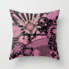 Zia Throw Pillow