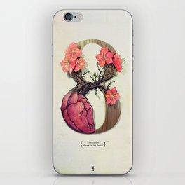 8th iPhone Skin