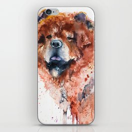 Chow Chow iPhone Skin