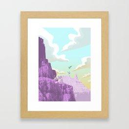Thelma & Louise Framed Art Print