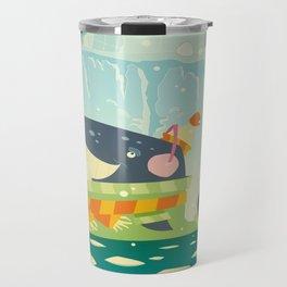 Brrr!! Travel Mug