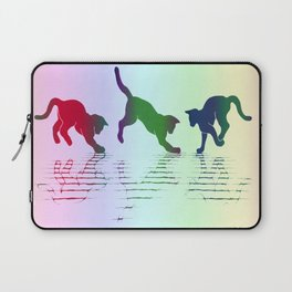 CATS RAINBOW Laptop Sleeve